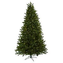 nearly natural 7 1/2-ft. Rembrandt Pre-Lit Artificial Christmas Tree - Indoor