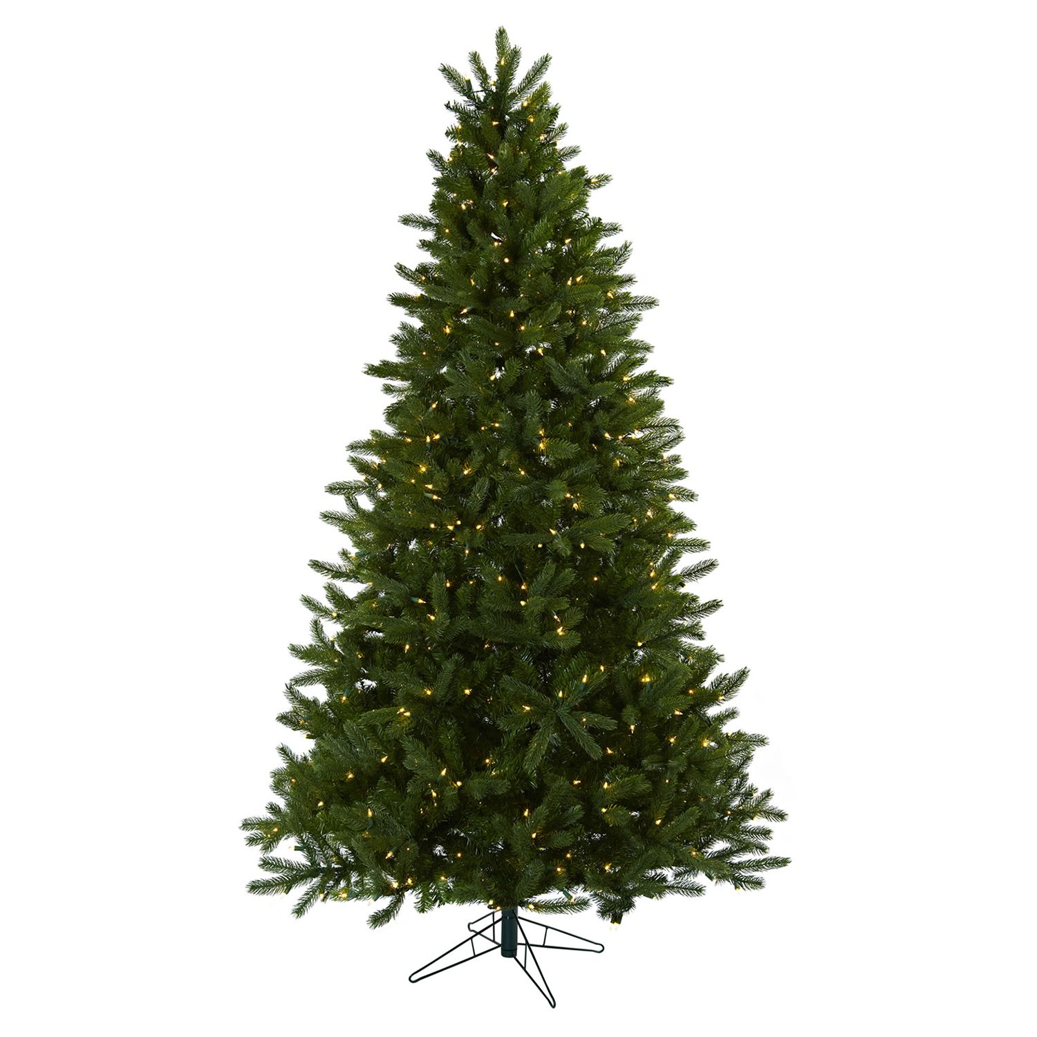 best rembrandt prelit artificial christmas tree with classic pine full prelit christmas tree - Best Place To Buy Artificial Christmas Trees