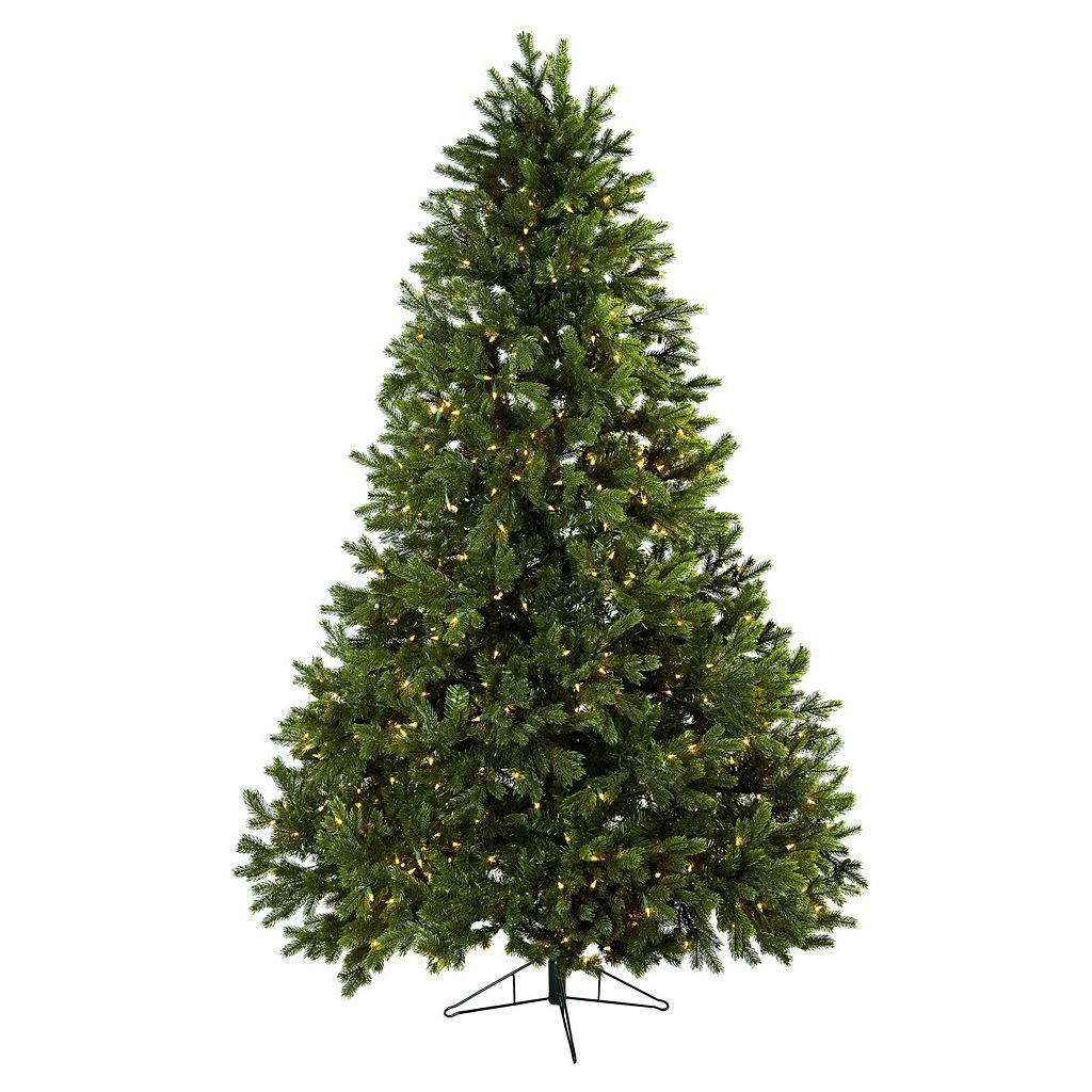 nearly natural 7 1/2-ft. Royal Grand Pre-Lit Artificial Christmas Tree - Indoor