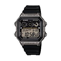 Casio Men's Digital Chronograph Watch - AE1300WH-8AVCF