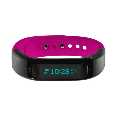 Soleus Watch - GO Fitness Band Activity Tracker Silicone