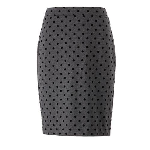 225718c70f ELLE™ Polka-Dot Ponte Pencil Skirt - Women's
