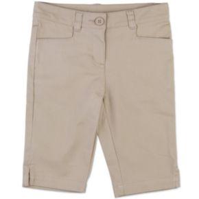 Girls 4-6x Chaps Stretch Twill School Uniform Skimmer Pants