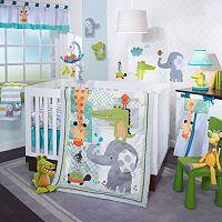 Lambs & Ivy Yoo-Hoo 4 pc Crib Set