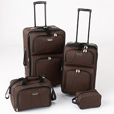 Prodigy Richmond 4-pc. Luggage Set :  richmond luggage set prodigy 4 piece