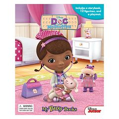 Disney's Doc McStuffins My Busy Book