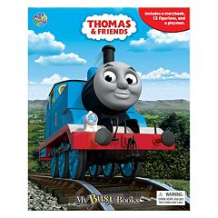 Thomas & Friends My Busy Book