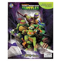 Levy Teenage Mutant Ninja Turtles My Busy Book