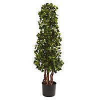 nearly natural 3 1/2-ft. Potted English Ivy Spiral Tree - Indoor & Outdoor