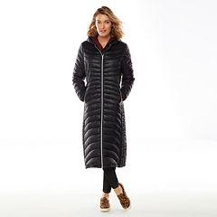 Women's Tek Gear¨ Hooded Packable Long Puffer Jacket