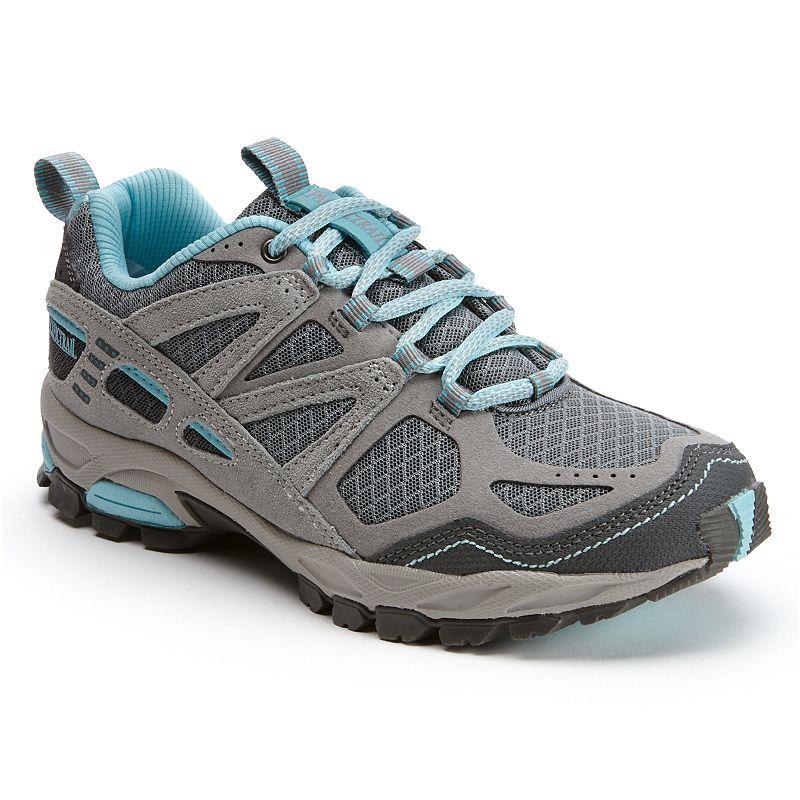 Pacific Trail Tioga Trail Running Shoe - Women (Grey)
