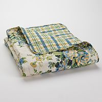 Hedaya Home Bouquet Reversible Throw
