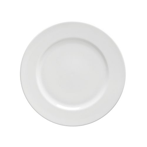 10 Strawberry Street Royal White 6-pc. Bread & Butter Plate Set