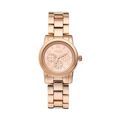 Folio Women's Stainless Steel Watch