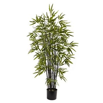 nearly natural 4-ft. Potted Bamboo Tree