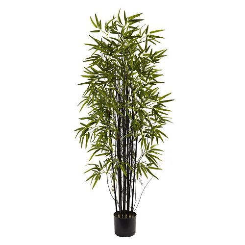 nearly natural 5-ft. Potted Bamboo Tree