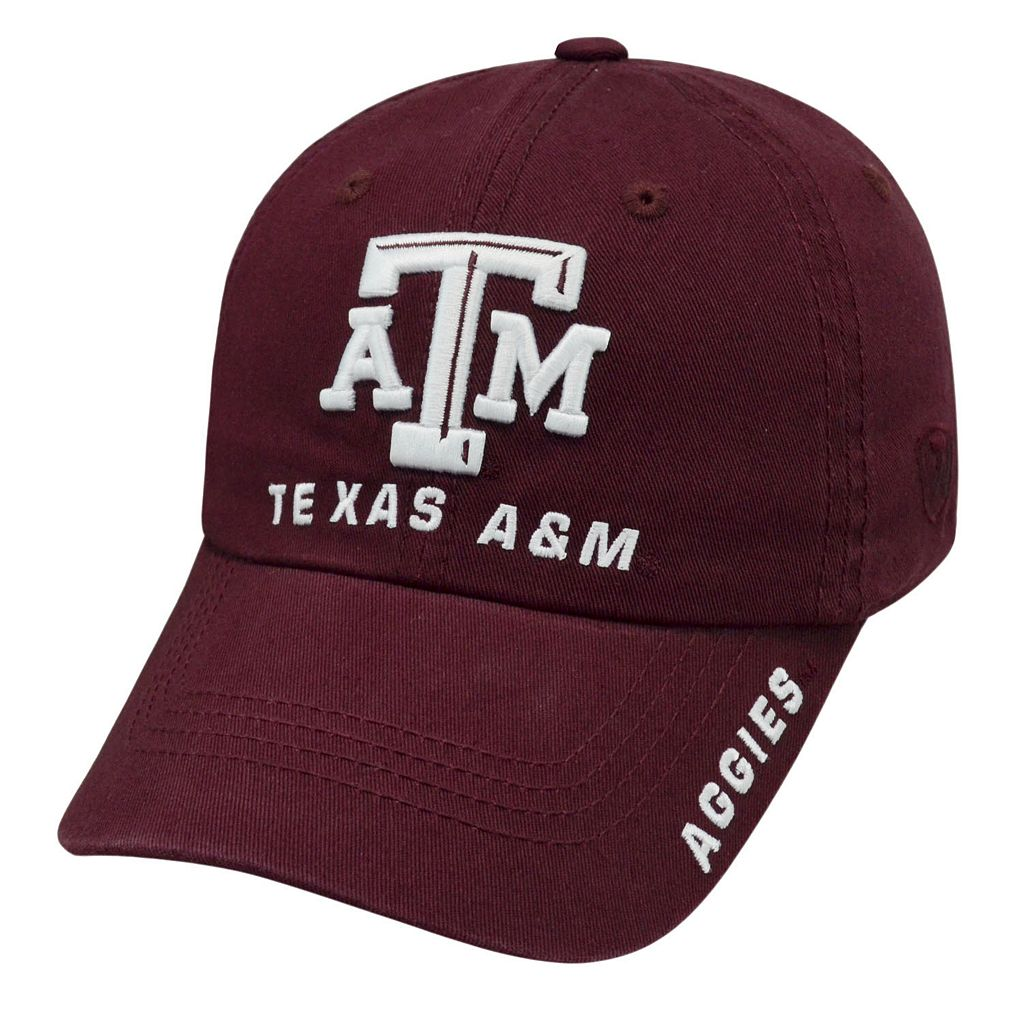 Adult Top of the World Texas A&M Aggies Undefeated Adjustable Cap