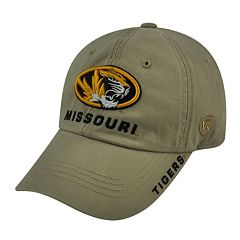 Adult Top of the World Missouri Tigers Undefeated Adjustable Cap