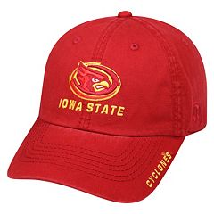 Adult Top of the World Iowa State Cyclones Undefeated Adjustable Cap