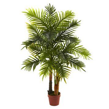 nearly natural 4-ft. Areca Palm Tree