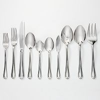 J.A. Henckels International Alcea 18/10 Stainless Steel 65-pc. Flatware Set