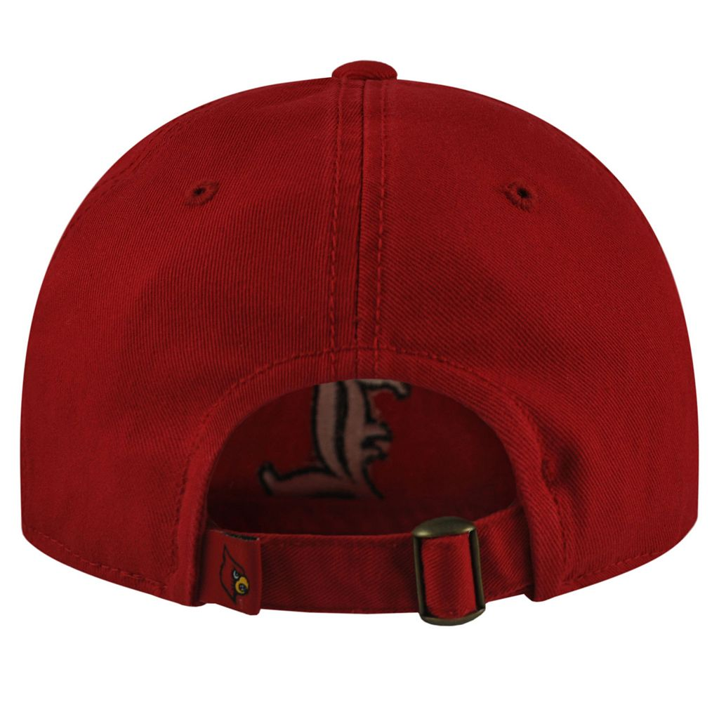 Adult Top of the World Louisville Cardinals Undefeated Adjustable Cap
