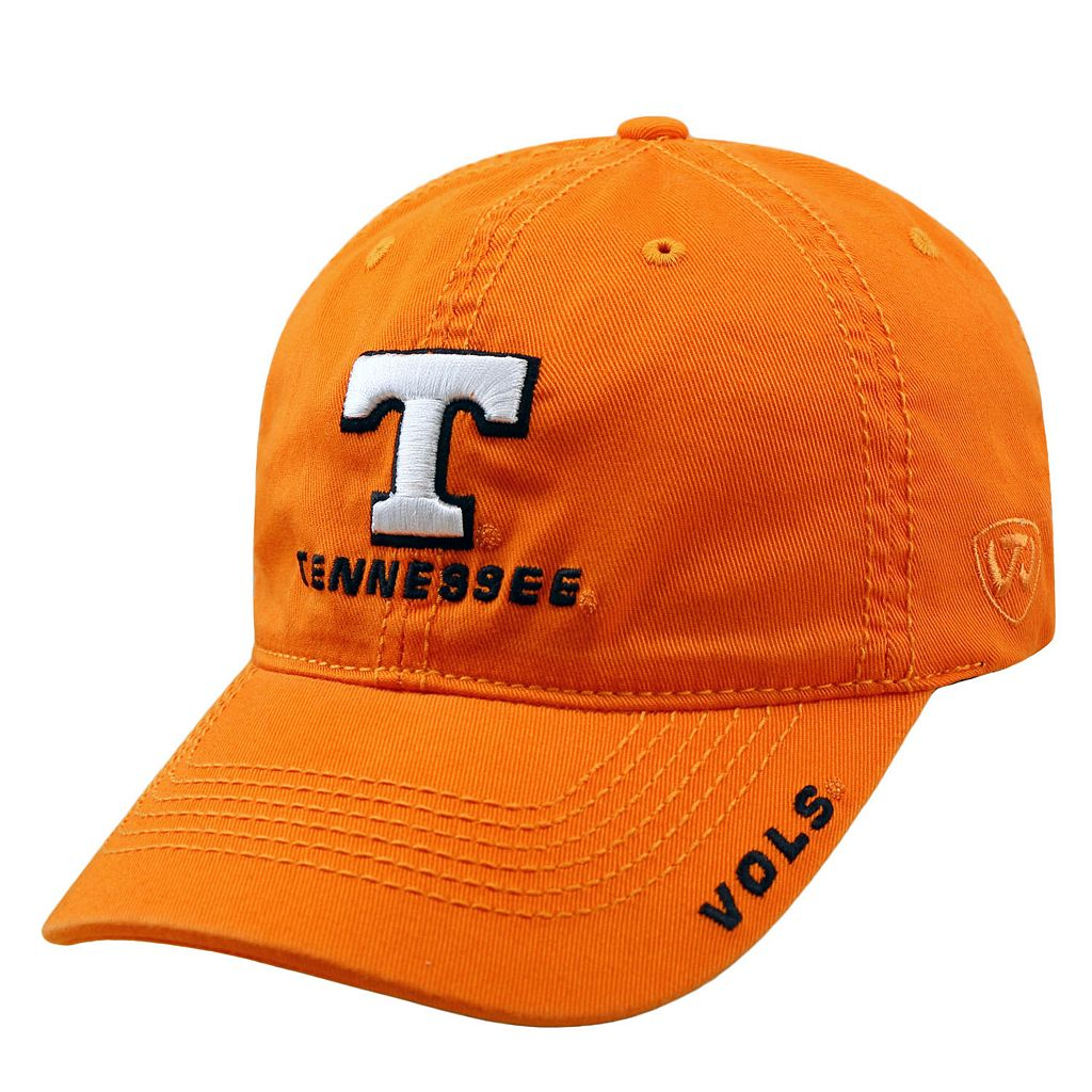 Adult Top of the World Tennessee Volunteers Undefeated Adjustable Cap