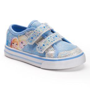 Disney Frozen Anna & Elsa Sneakers - Toddler Girls