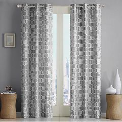 Intelligent Design 2-pack Lexie Window Curtains - 40'' x 84''