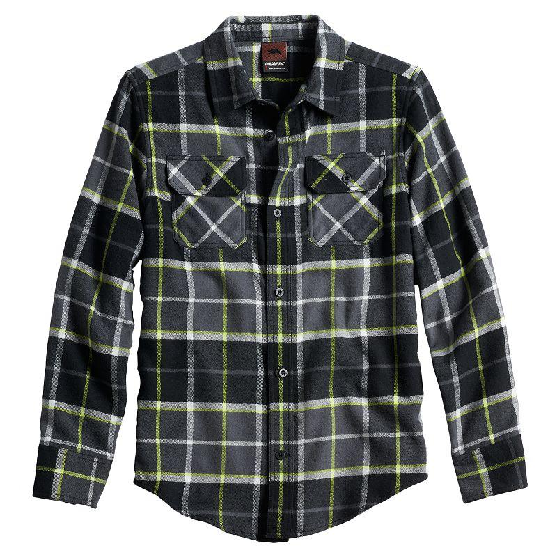 2 Pocket Polyester Shirt Kohl 39 S