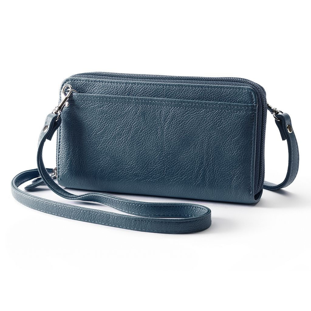 Buxton Ultimate Convertible Wallet