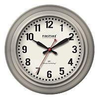 FirsTime Spencer Retro Wall Clock