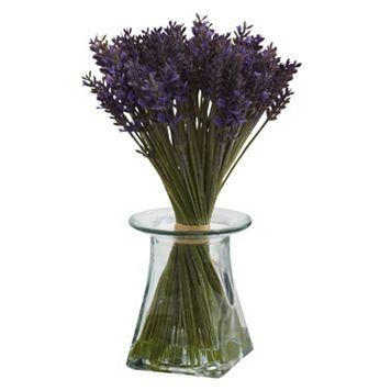 nearly natural Lavender Bundle Arrangement