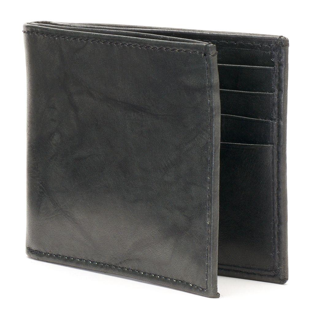 Croft & Barrow® Leather Slim ID Wallet