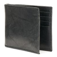 Croft & Barrow® Leather Slim ID Wallet