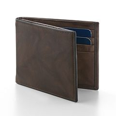 Croft & Barrow® Slim Billfold Wallet