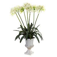 nearly natural African Lily Arrangement