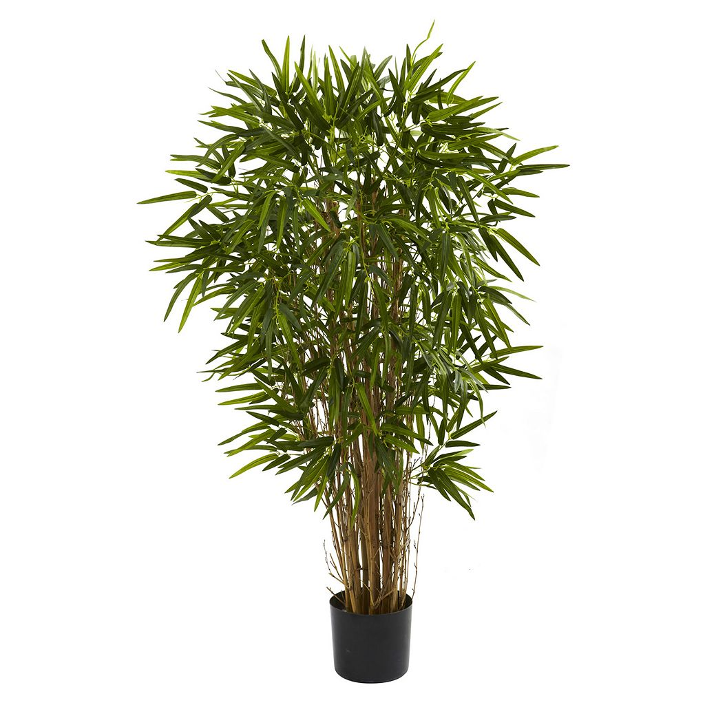 nearly natural 4-ft. Twiggy Bamboo Tree