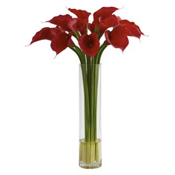 nearly natural Calla Lily Arrangement