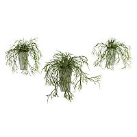 nearly natural 3-pc. Wild Grass Arrangement Set