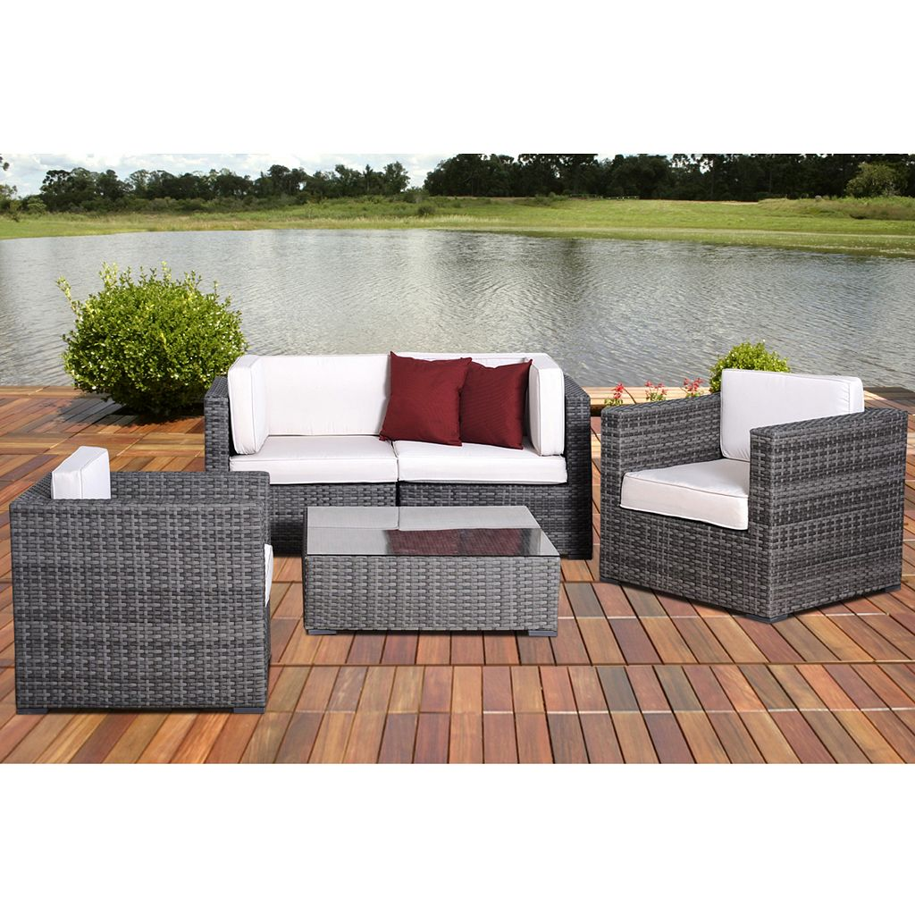 Atlantic 5-pc. Moselle Patio Set - Outdoor