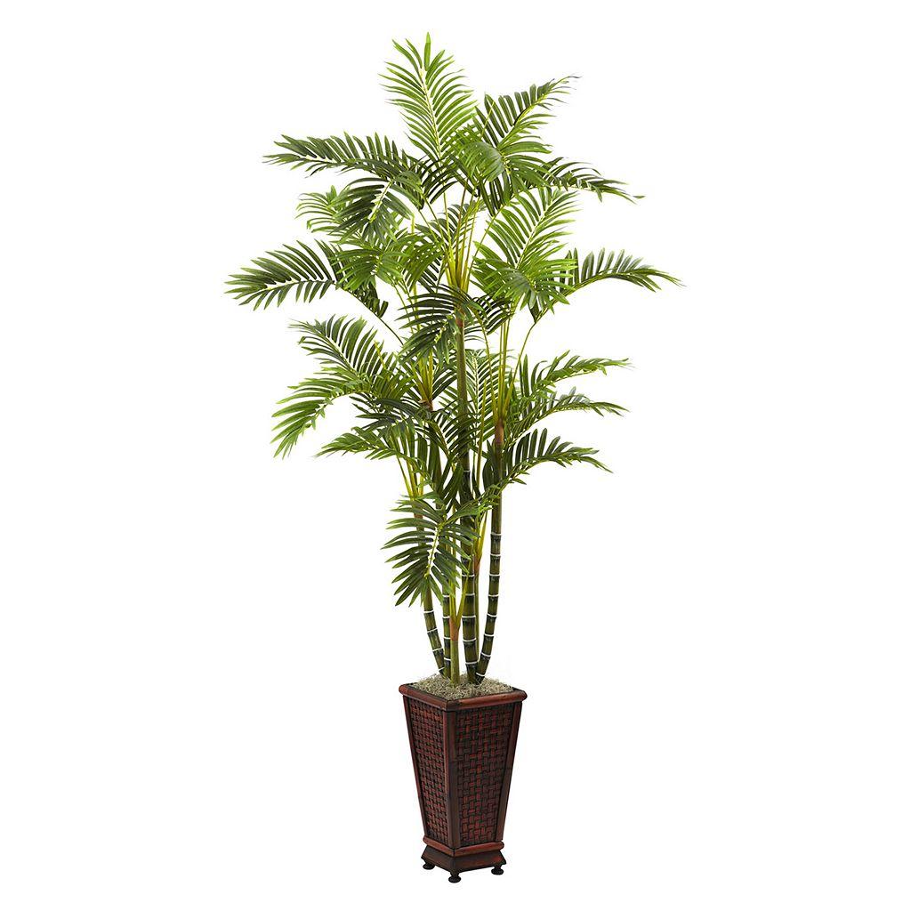 nearly natural 6 1/2-ft. Areca Palm Tree