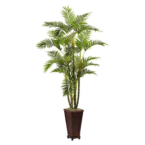 nearly natural 6 1/2-ft. Areca Artificial Palm Tree
