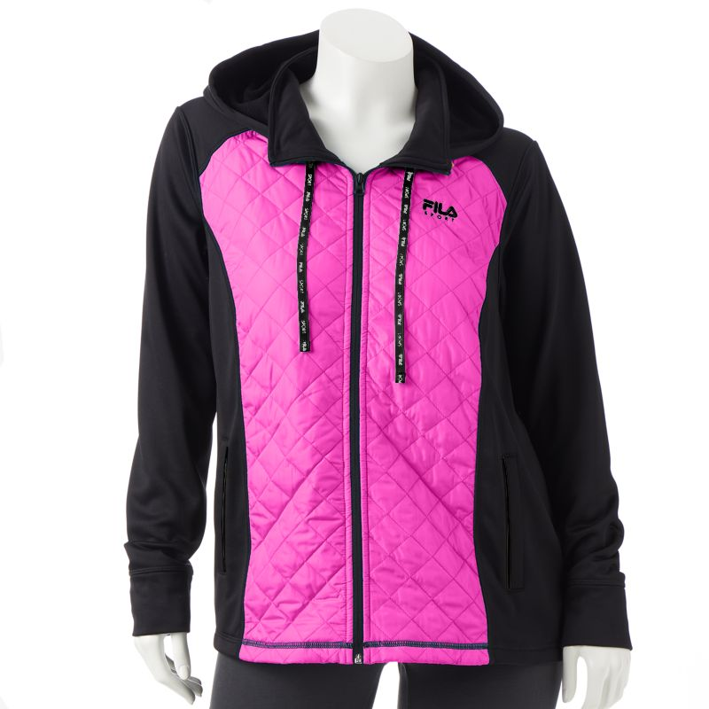 Quilted Jacket Kohl S