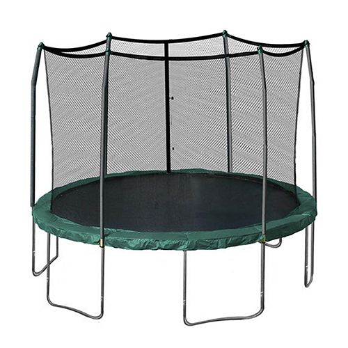 Skywalker Trampolines 12-ft. Round Trampoline with Enclosure