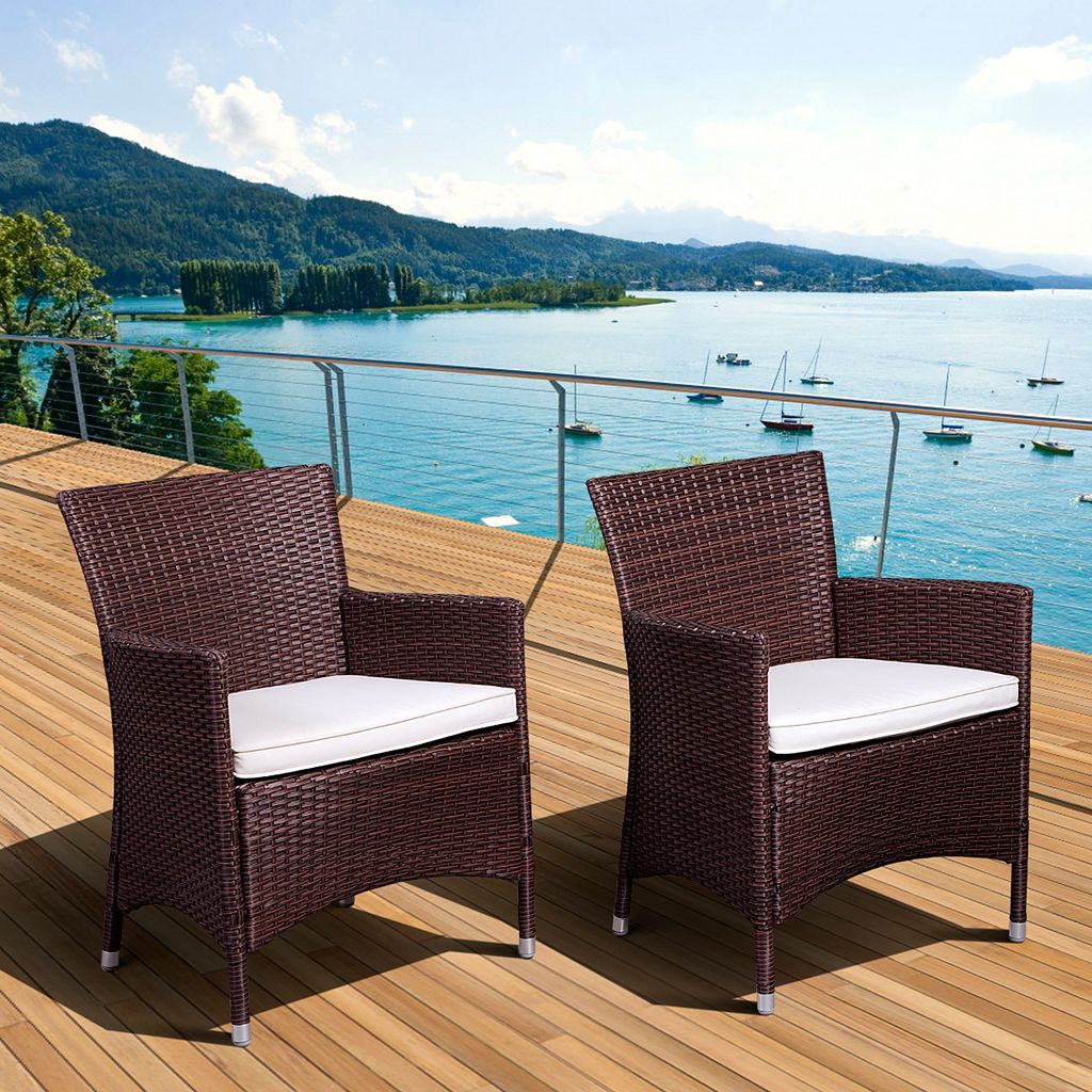 Atlantic Atlantis 9-pc. Dining Set - Outdoor