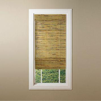 Kona Light Filtering Bamboo Roman Shades - 23'' x 72''