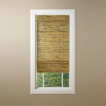 Kona Light Filtering Bamboo Roman Shades - 71'' x 64''