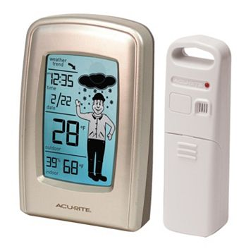 AcuRite What-to-Wear Digital Weather Station