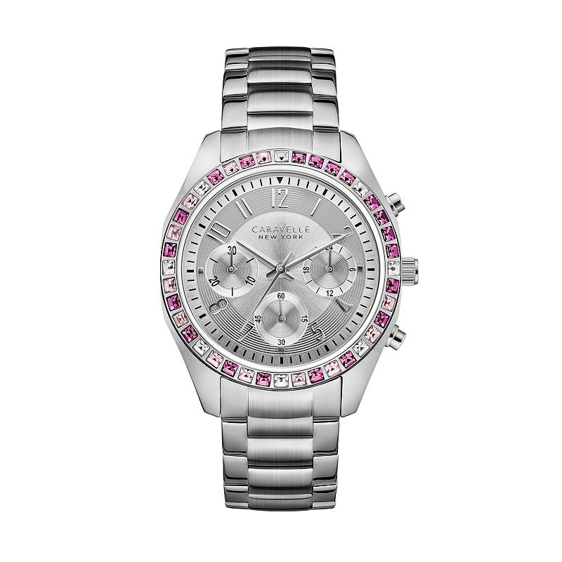 Pink arabic numeral watch kohl 39 s for Watches kohls
